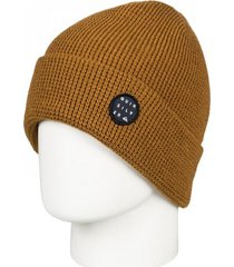 gorra marrón quiksilver