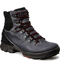 biom hike w shoes sport shoes outdoor/hiking shoes grå ecco