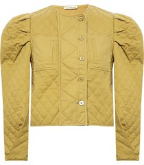 ario quilted jacket