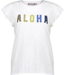 geisha top aloha jersey