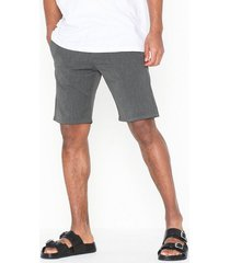 tailored originals shorts - frederic shorts medium grey melange