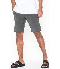 tailored originals shorts - frederic shorts medium grey melange