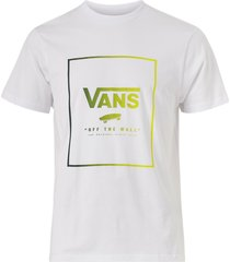t-shirt print box, slim fit