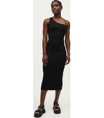 klänning joline one shoulder dress