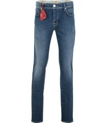 tramarossa leonardo jeans 12 mesi blauw