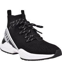 zapatilla footwear gwbrite blkfb negro guess