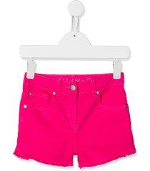 stella mccartney kids hot pants - pink