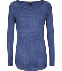avant toi knit slim sweater