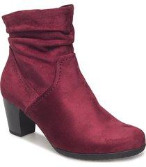 boots shoes boots ankle boots ankle boots with heel röd gabor