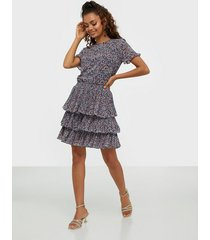 michael michael kors pleat tier dress loose fit dresses