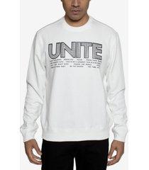 sean john unite men's sweatshirt