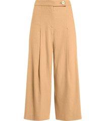 alice+olivia scarlet trousers - brown
