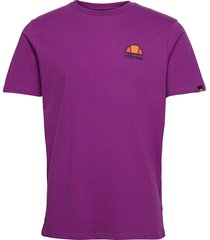 el canaletto tee t-shirts short-sleeved lila ellesse
