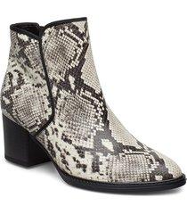 ankle boots shoes boots ankle boots ankle boots with heel multi/mönstrad gabor