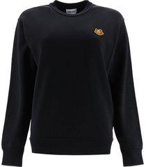 kenzo sweatshirt with tiger patch
