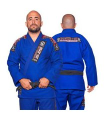 kimono jiu jitsu venum power gi vintage azul