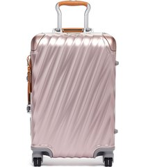 tumi 19 degree 22-inch wheeled carry-on bag -
