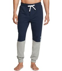 th modern essentials colorblocked jogger pajama pants