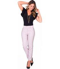 pantalón xuss 11669 rosa