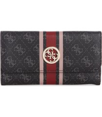 guess jensen multi clutch wallet