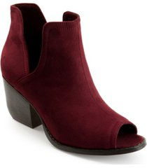 journee collection women's jordyn bootie women's shoes