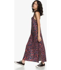quiksilver womens strappy maxi dress