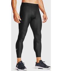 calza deportiva under armour ua project rock hg leggings a negro - calce ajustado