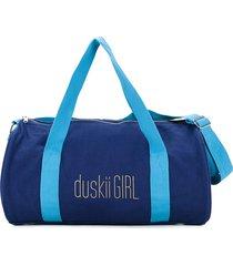 duskii girl darcy duffle bag - blue