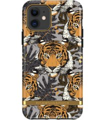 richmond & finch tropical tiger case for iphone 11