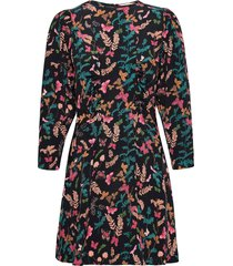 pre spring mini dress kort klänning multi/mönstrad by ti mo