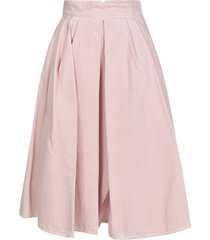 prada flared skirt