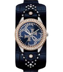 guess jeans - zegarek w1140l3