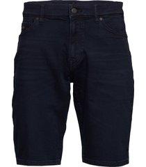 maine-shorts bc-l-p jeansshorts denimshorts blå boss