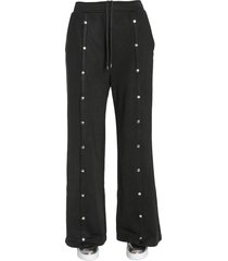 t by alexander wang wide trousers