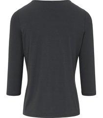 shirt met 3/4-mouwen van mayfair by peter hahn multicolour