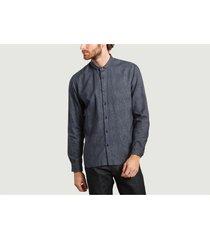 pala oregon shirt with micro stripes