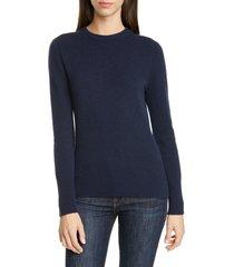 women's equipment sanni cashmere sweater, size x-large - blue