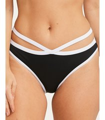 back to black italini bikini brief