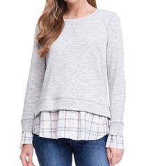 fever 2-fer sweatshirt