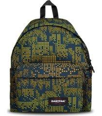 eastpak padded ek620 backpack unisex adult and guys dark green