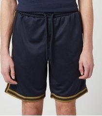 hugo men's dulda shorts - dark blue - xl