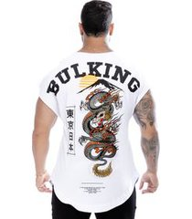 camiseta dragon branca