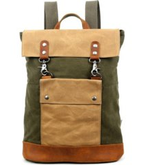 tsd brand hillside canvas backpack
