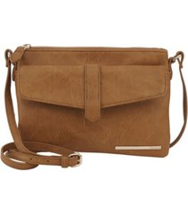 kensie women's crossbody bag