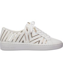scarpe sneakers donna in pelle whitney