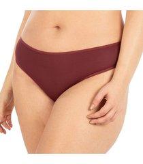calcinha básica dry air marsala - 580.023 marcyn lingerie básica multicolorido
