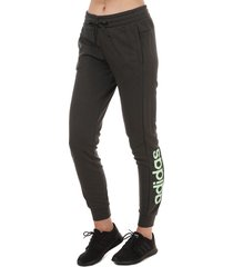 womens essentials linear pants