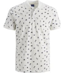 jack & jones men's polo t-shirt