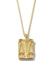 diamond libra zodiac pendant necklace