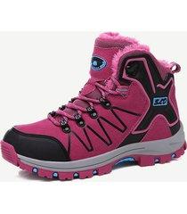 scarpe da trekking outdoor con lacci caldi